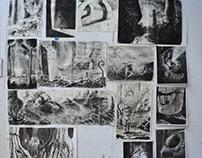 Freshman- Second Semester Drawing Norm Paris