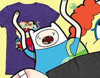 Adventure Time - T-Shirts