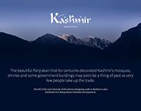 Research Report on Pinjrakari: Craft of Kashmir, India