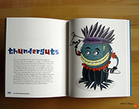 The Monster Maintenance Manual: Children's Book