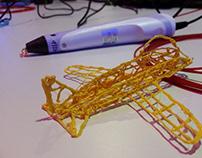 Atelier stylos 3D Cofidis