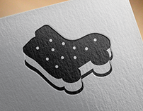Roller Skating/Ice Cream Sandwich Logo