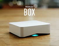 Bitdefender Box TVC