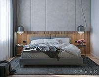 CS3 bedroom