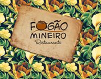 Materiais - FOGÃO MINEIRO