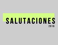 Salutaciones 2016