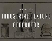 Industrial Texture Generator