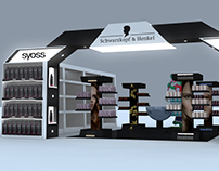 Henkel Stand Exhibition Design