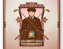 Ryan Sheckler Celebrity Golf Tournament