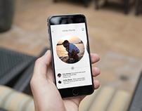 Lenslife — Social sharing app