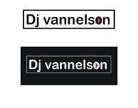 DJ Vannelson Logo