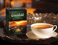 Greenfield - Pyramid collection