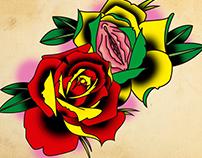 rosa mesta