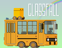 Glassfall game artwork
