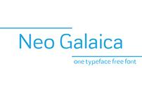 Neo Galaica | Regular Typeface
