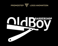 "Logo Animation for ""OldBoy"""