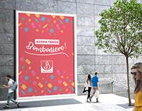 Campanha Bomboniere - J Borba