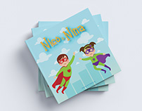 "Nico & Nina ""Superheroes"""