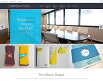 Corporation - Drupal Business Theme