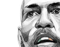 Conor McGregor. The Notorious