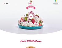 SIA - Web design