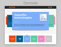 Arte – Teletext-App