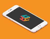 Hamar Game Collective Logo Design