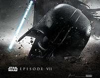 Poster provisional para STAR WARS: EPISODE VII
