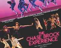 Promotional Poster for NYC Dance Company