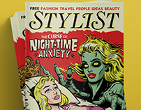 Stylist Magazine | The Curse of Night-Time Anxiety