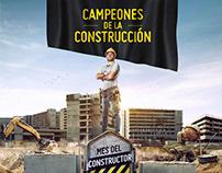 Sodimac Constructor: Mes del Constructor