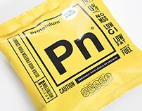 Proteinium Packaging