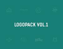 Mill Studio | Logopack vol. 1