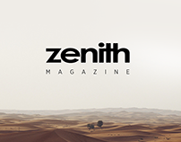 ZENITH // UX/UI, Digital Styleguide