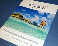 Invest in Romance Brochure, South Pacific - 2016