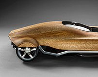 Audi Aerodynamics Wood