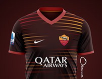 AS Roma home kit 2021