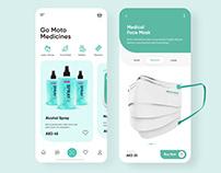 Medical Tools App Design