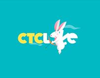 CTC Love Broadcast design