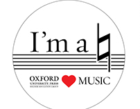 OUP Hearts Music Buttons