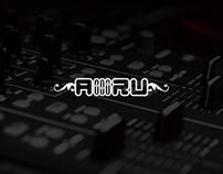 AMRU - Logo Design