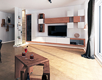 Bucharest residential apartment
