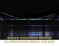 2013 BUSAN GWANGAN BRIDGE MEDIA FACADE