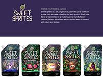 Sweet Sprites Package Design