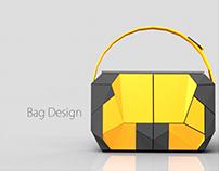 Bag Design - University Project