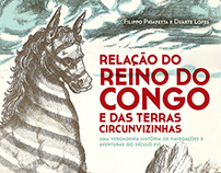 Relação do Reino do Congo - book cover and pagination