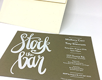 Stock the Bar Invite