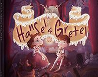 "Children's book ""Hansel and Gretel"""