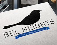 Bel Heights: Logo Design