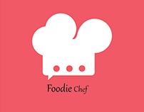 Foodie Chef , UX/UI Design